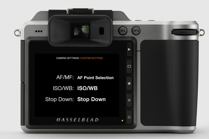 New firmware for Hasselblad X1D and H6D 4