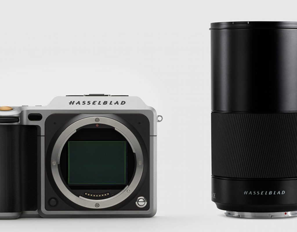 Hasselblad: four new XCD lenses for the X1D