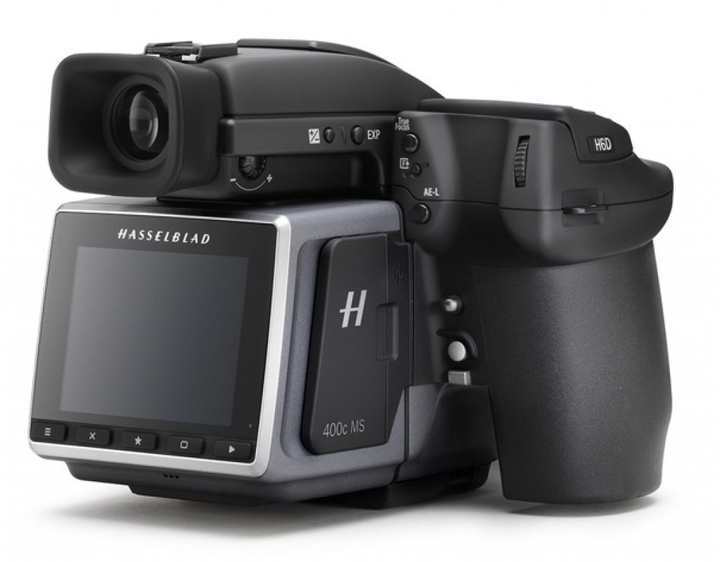 Hasselblad H6D-400c MS, a 400 Megapixel multi-shot camera