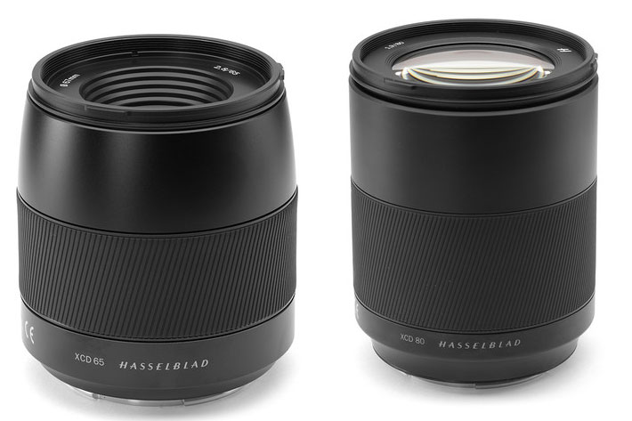 Hasselblad shows at Photokina its fastest lens ever: XCD 1,9/80