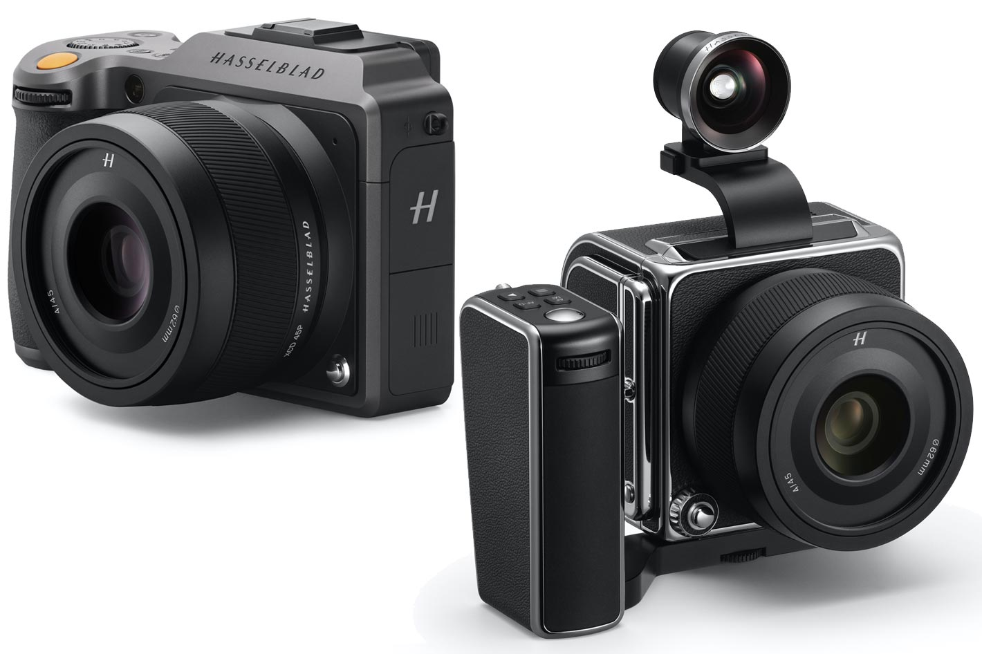 Hasselblad updates X1D II 50C and 907X cameras