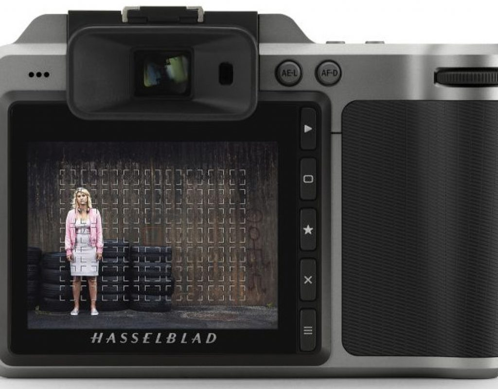 Hasselblad updates firmware for X1D-50c