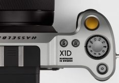 Hasselblad X1D as a video machine