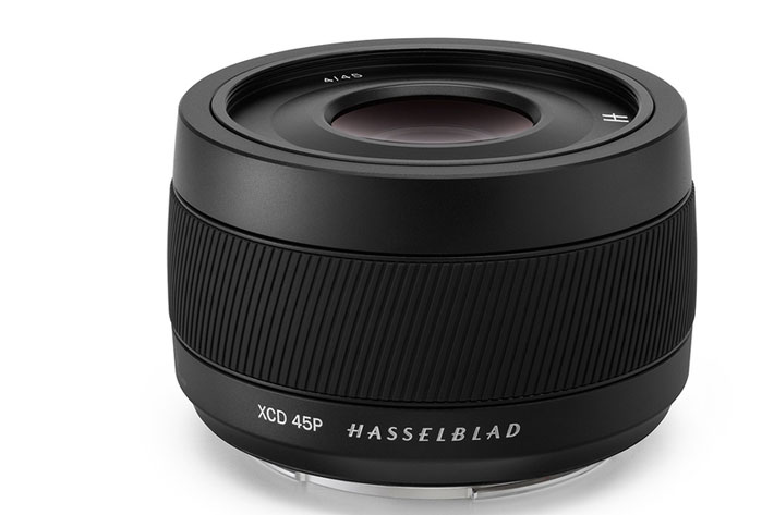 Hasselblad XCD 4/45P: the world's lightest digital medium format AF lens 3