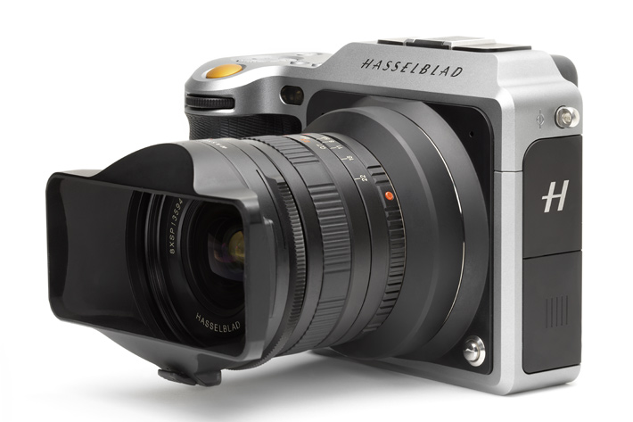 Hasselblad brings XPan format to digital