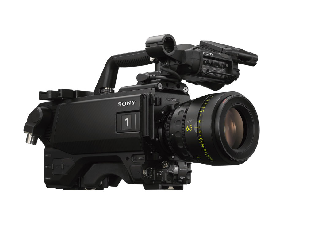 Sony Electronics Unveils Shallow Depth of Field System Camera with Super 35mm 4K CMOS Global Shutter Image Sensor 1