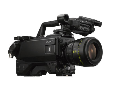 Sony Electronics Unveils Shallow Depth of Field System Camera with Super 35mm 4K CMOS Global Shutter Image Sensor 17