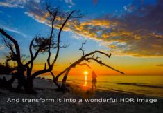Transform Your Videos into HDR Images