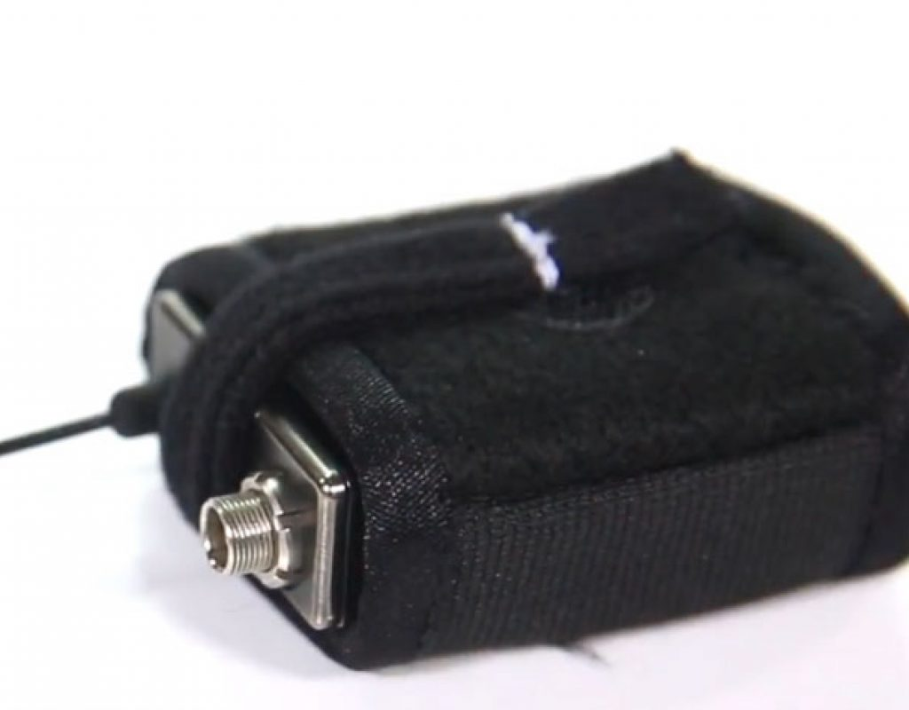 Stingray HeatBlock pouches: protect the talent from heat