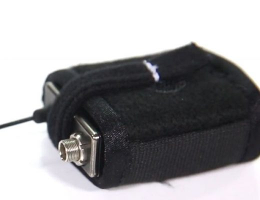 Stingray HeatBlock pouches: protect the talent from transmitter heat