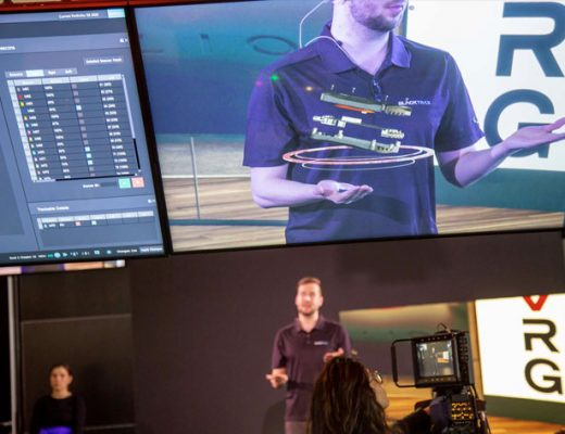 HELIOS: a new step in mixing real and virtual worlds in broadcast