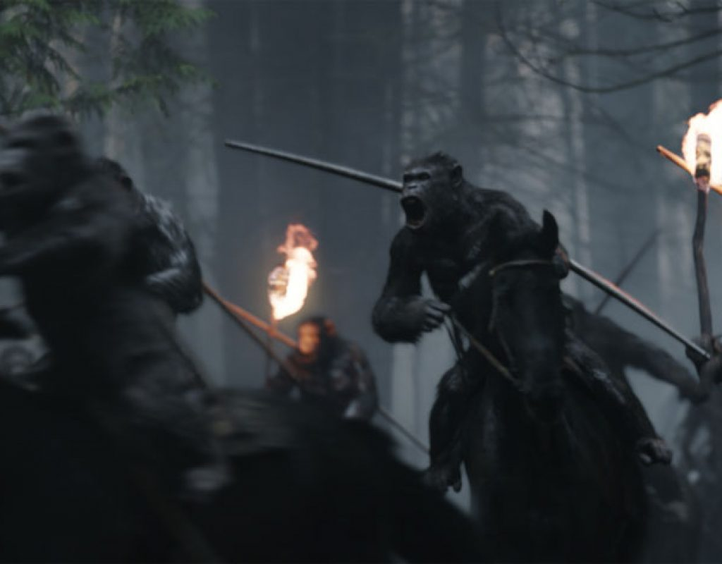 "ART OF THE CUT with the editor of ""War for the Planet of the Apes"" 1"