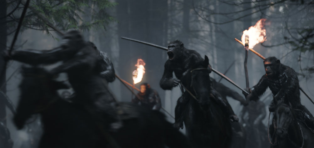 "ART OF THE CUT with the editor of ""War for the Planet of the Apes"" 16"