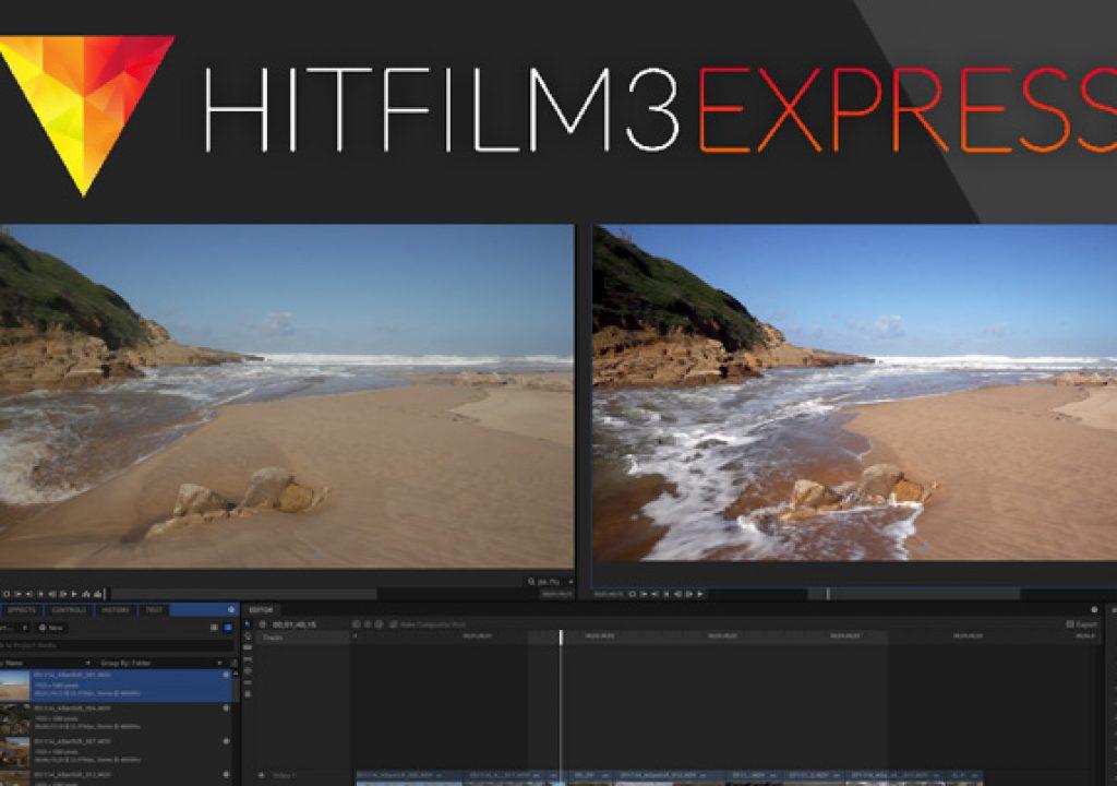 HitFilm 3 Express: The Lightroom of NLEs 1