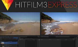 HitFilm 3 Express: The Lightroom of NLEs