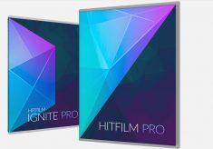 HitFilm Pro 2017 and Ignite Pro 2017 released