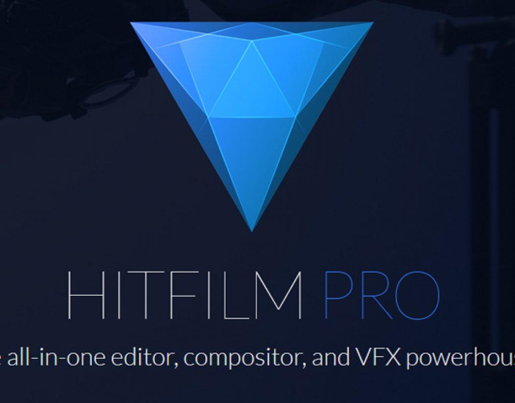 HitFilm Pro: new version released