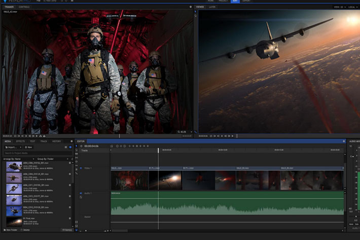 FXhome upgrades HitFilm Pro with new VFX tools