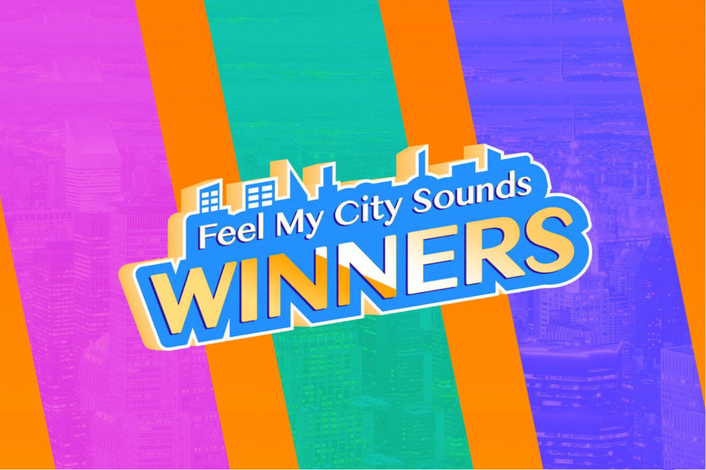 Feel My City Sounds short film contest: the winners