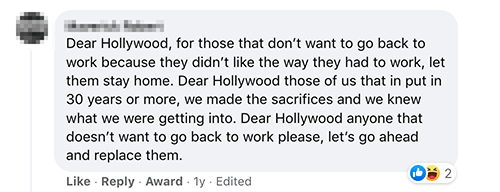 Dear Hollywood: If We Don't Speak Up Now, The Industry As We Know It Will Never Be The Same (It's Gut Check Time) 50