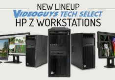 5 Killer HP Z Workstations Customized for Video Editing
