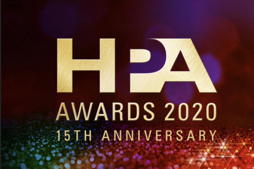 HPA Awards announce call for entries in creative categories