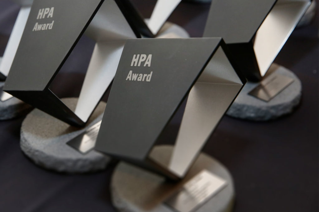 HPA Awards returns as an in person event and calls for submissions