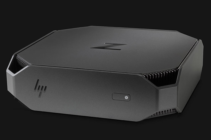 HP reveals the first-ever mini workstation