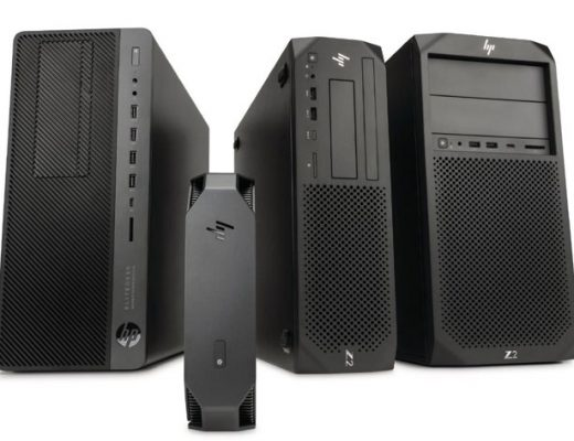 HP Z: the world's most powerful entry workstations