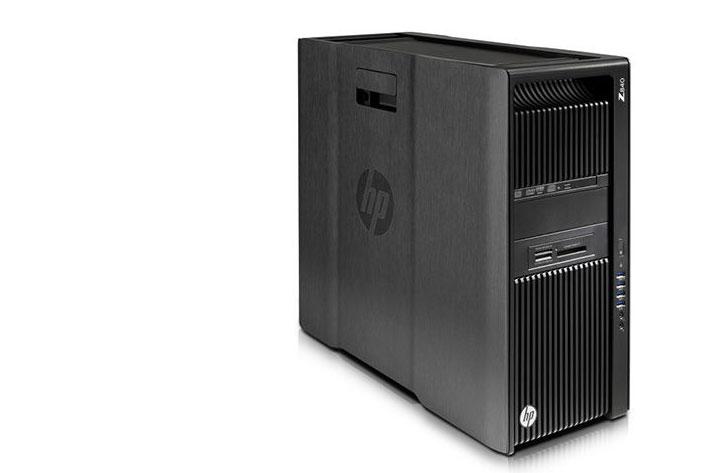 HP Z workstation for VR