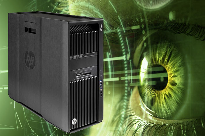 HP Z workstation VR