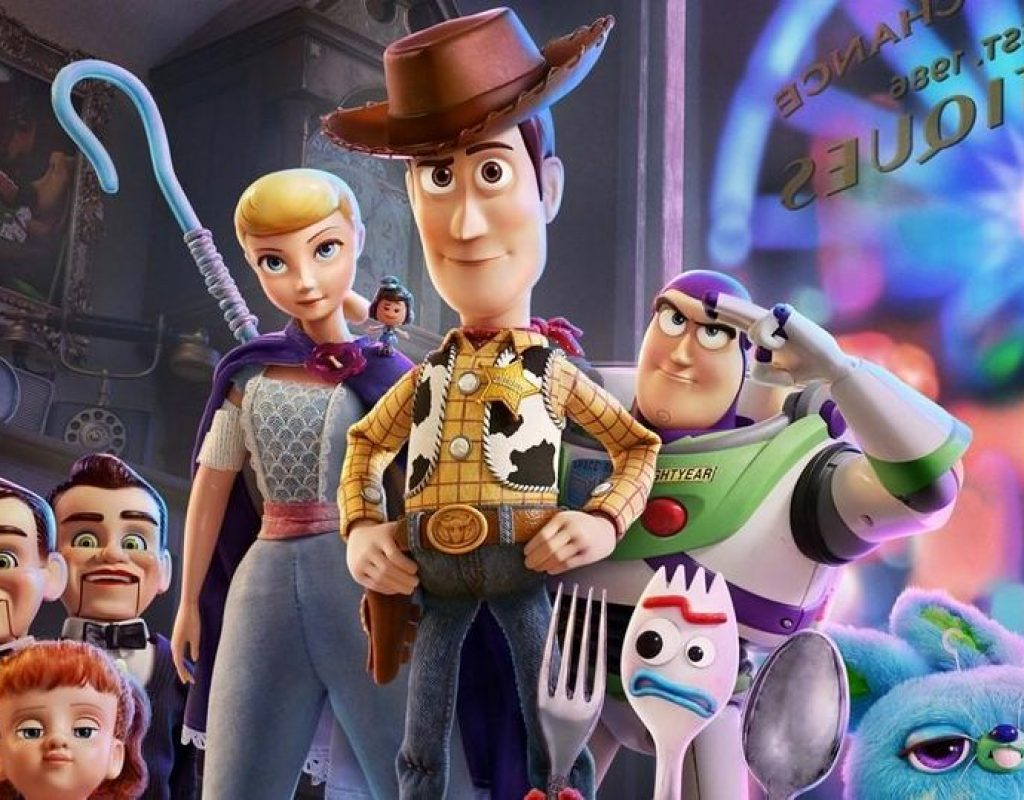 Toy Story 4 editor Axel Geddes ACE