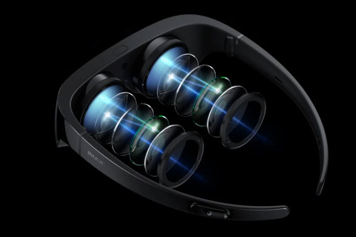 Huawei VR Glass: a IMAX certified headset for video and games