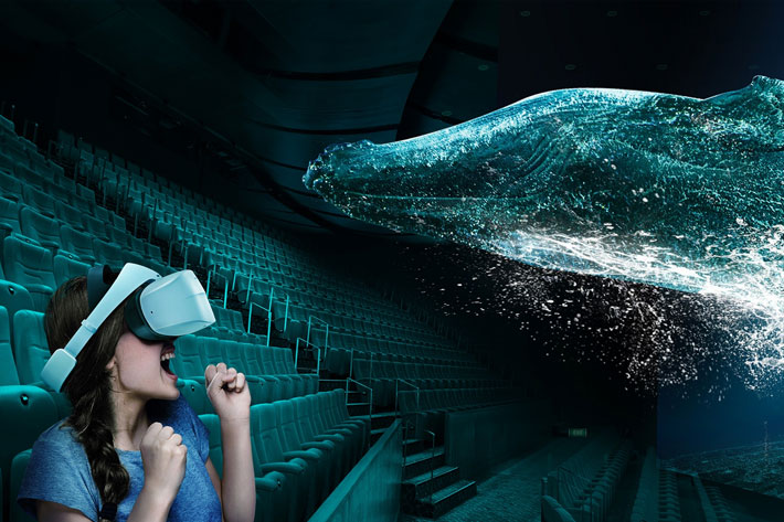 Huawei VR Glass: an IMAX certified headset for video and games 3
