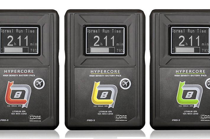 Hypercore Slim HC8 battery now shipping