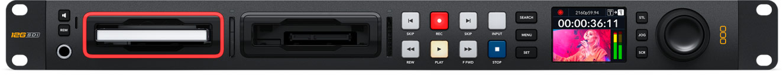 Blackmagic Design Announces New HyperDeck Studio 1