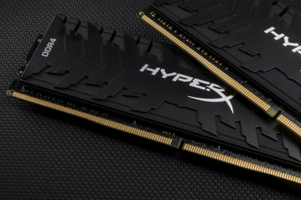 HyperX at 7156MHz: the fastest memory in the world