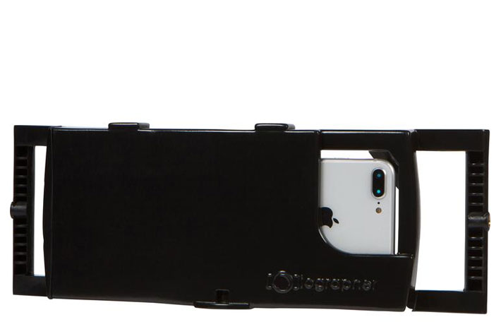 iOgrapher Multi Case: a new case for Android and iOS mobile filmmaking