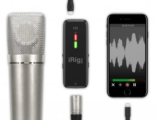 Review + comparison: iRig Pre HD cross platform audio interface 2