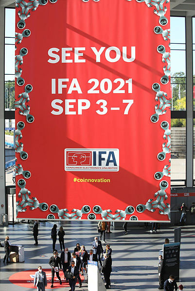 IFA Berlin 2021 cancelled due to COVID-19 variants