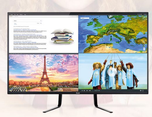 ProLite X4372UHSU from iiyama: a new 43-inch 4k monitor for work and leisure