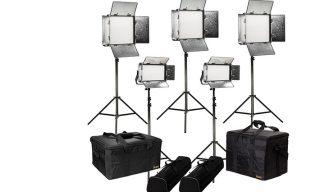 New light kits from Ikan