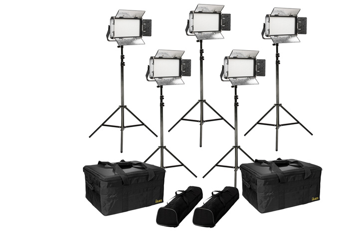 New Light Kits from Ikan