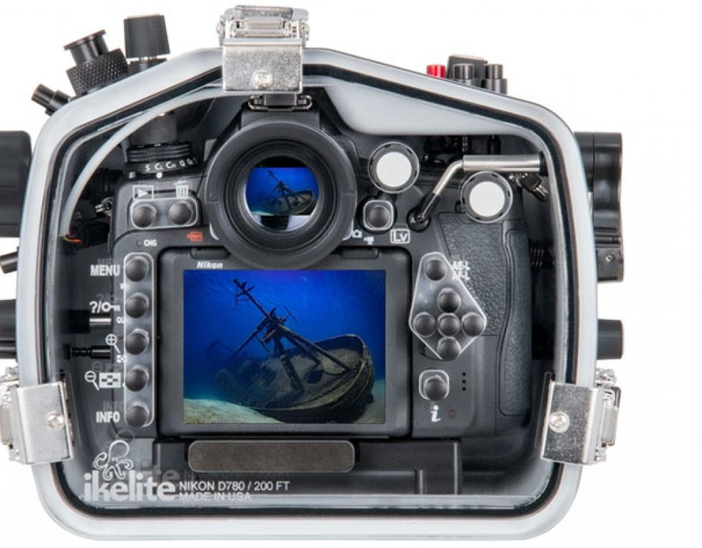 Ikelite shows underwater housing for Nikon D780, Fujifilm and Canon are next