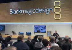 Blackmagic Design NAB press conference and DaVinci Resolve 16
