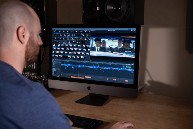 Steven Moyer, Assistant Editor, The Banker using Final Cut Pro X
