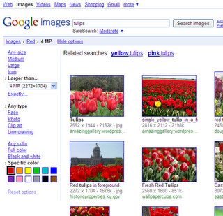 Google improves image search 3