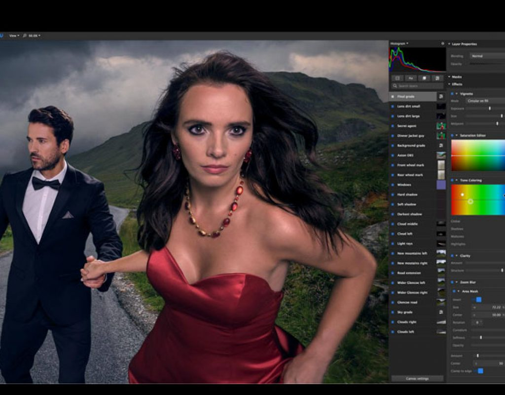 Imerge Pro 5 image compositor gets new features and enhanced workflow