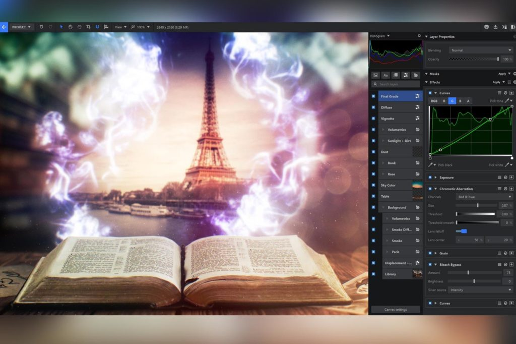 Imerge Pro 7: the next generation of image editing