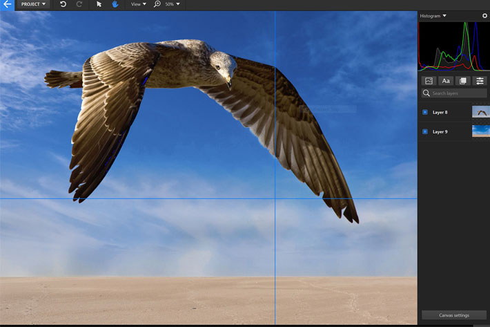 Imerge Pro hands-on: a RAW image compositing software and green screen champion